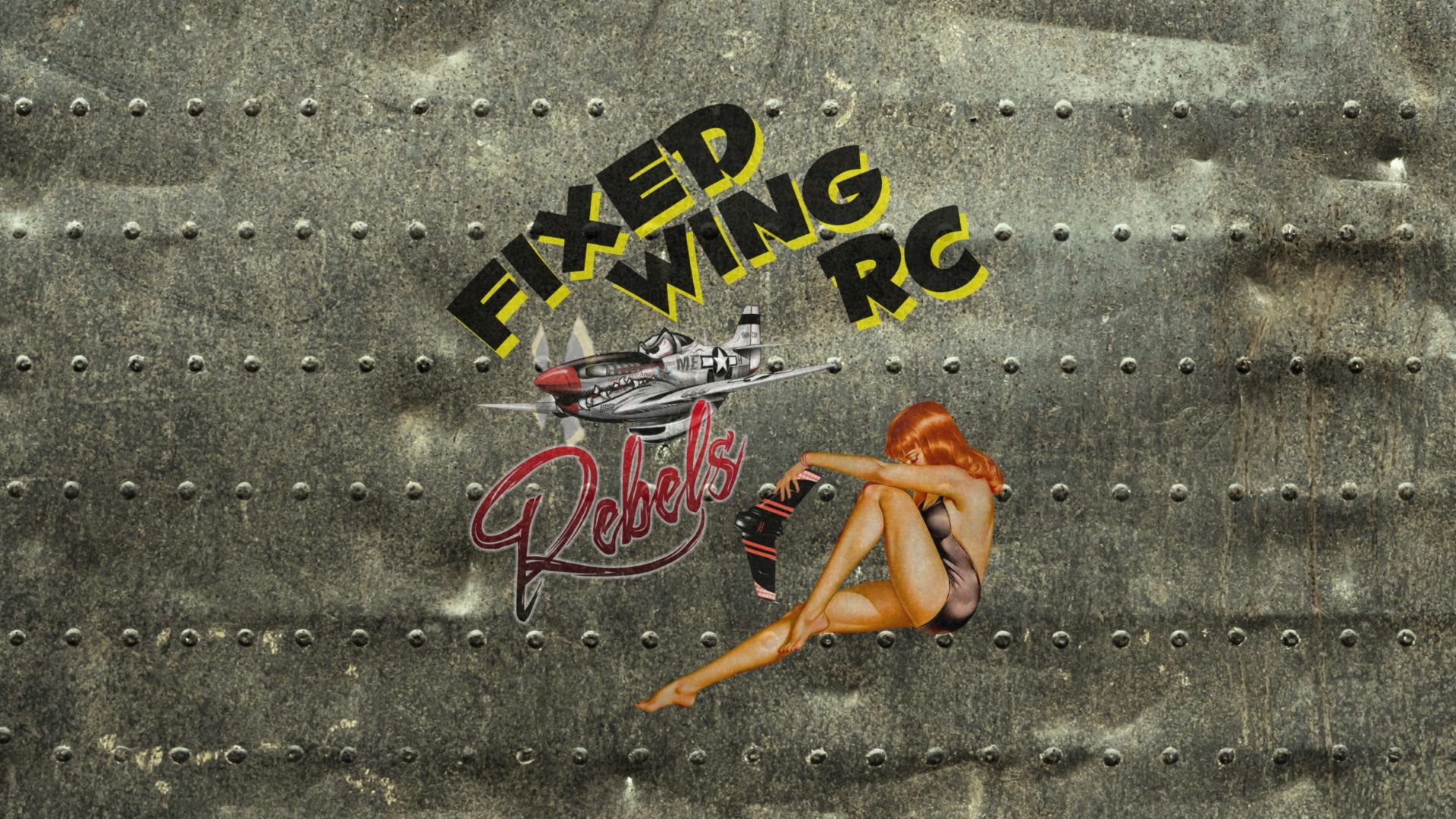 Fixed Wing RC Rebels